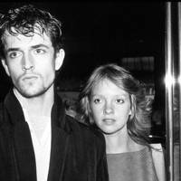 Rupert Everett and Sabrina Guinness