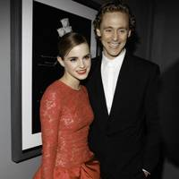 Emma Watson and Tom Hiddleston
