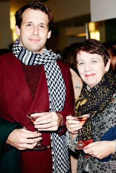 Richard Valtr and Margarete von Schwarzkopf