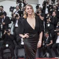 Gaia Weiss at the opening ceremony