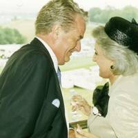 Sir Tim Bell and Lady Young of Graffam