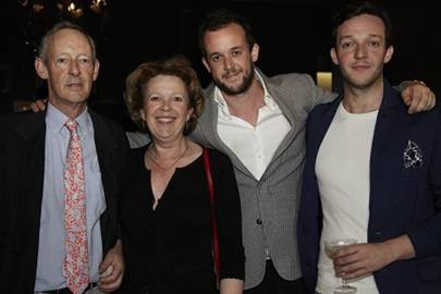 Richard Grahamblog, Louise Grahamblog, George Grahamblog and Henry Graham