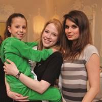 Valentina Russo, Miranda  Hadsley-Chaplin and Athena Henderson