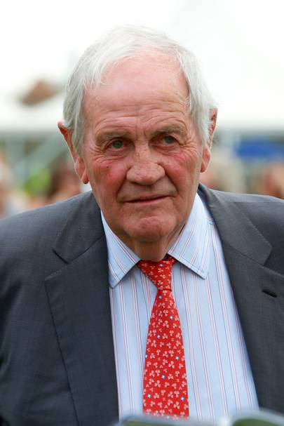 Richard Hannon Senior