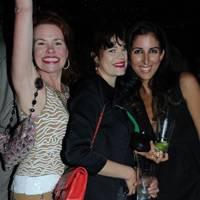 Erin Morris, Jasmine Guinness and Padi Trojan