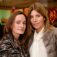 Sarah Tyser and Eve Henderson