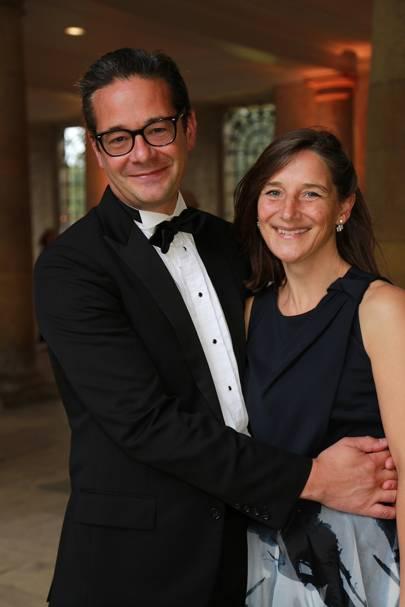Richard Gilbertson and Georgia Gilbertson