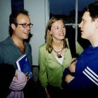 Rick Gray, Rose Montgomery and Matt Darby