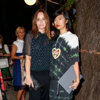 Stella McCartney and Mimi Xu