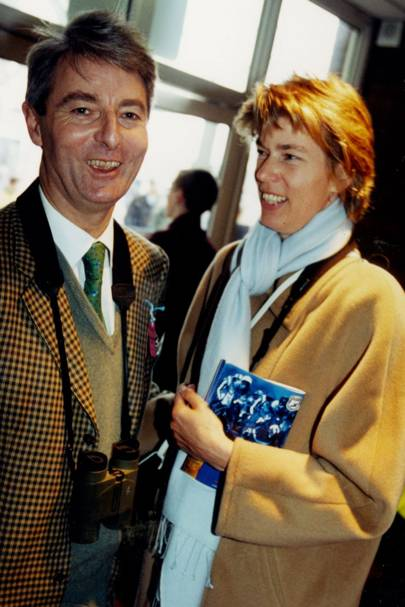 Earl of Verulam and the Countess of Verulam