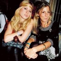 Violet Henderson and Sophia Akroyd