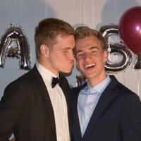 Lucas Haentjens and Maxim Van den Broucke
