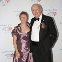 Bernadette Cleary and Lord Fellowes