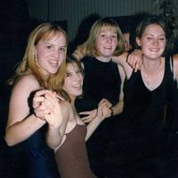 Heather Jones, Victoria Ferguson, Claire Watt and Katherine Sevar