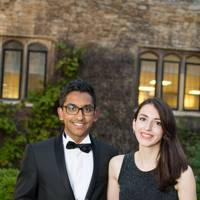 Akash Jayasekara and Abigail Yasemin Scruby