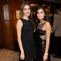 Lynn Salamoon and Tatiana Mecattaf