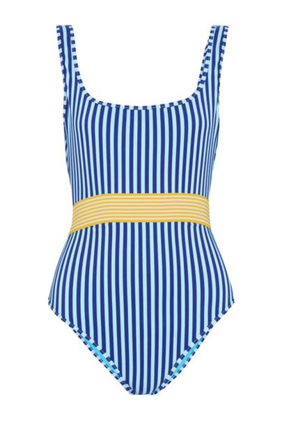 Diane von Furstenberg swimsuit