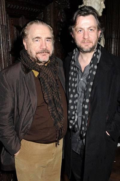 Brian Cox and Alan Cox