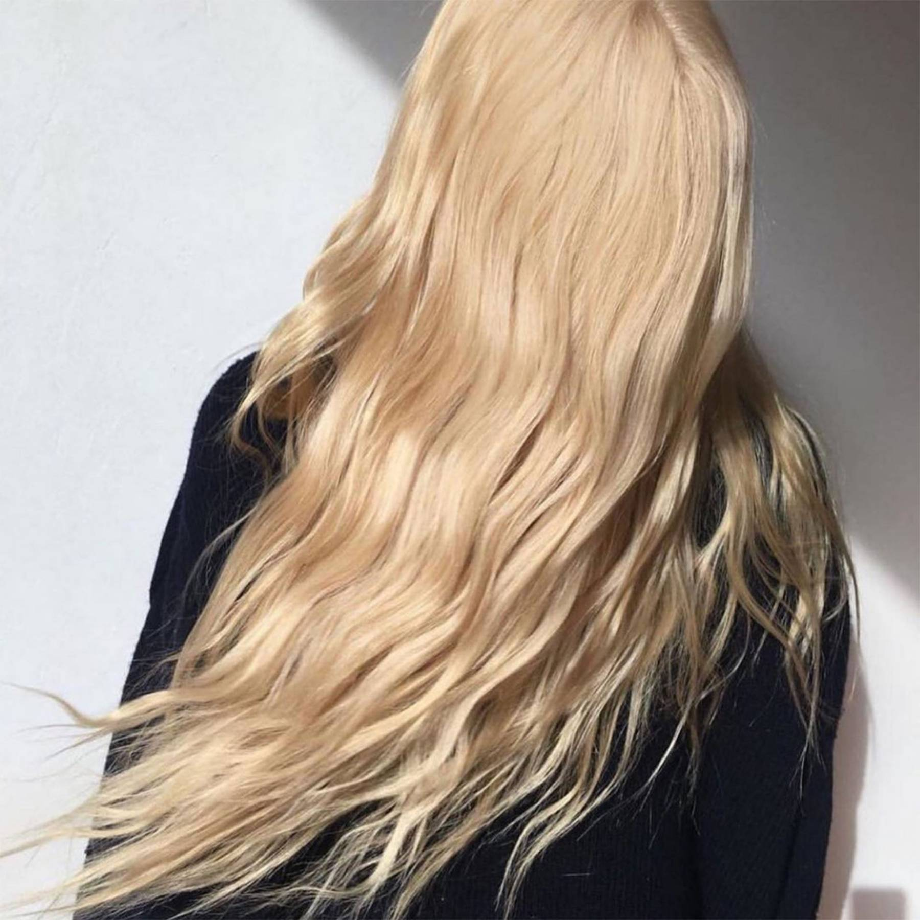 Over bleached hair breaking off
