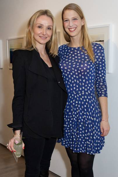 Alexandra Cousteau and Lady Gabriella Windsor
