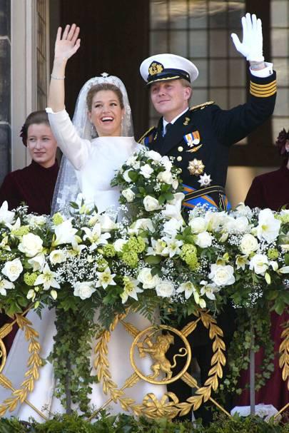 Máxima Zorreguieta – Queen of the Netherlands (b. 1971)