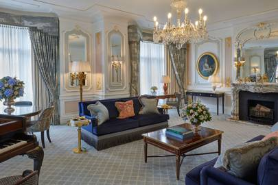 Alexander Suite 212, Claridge's