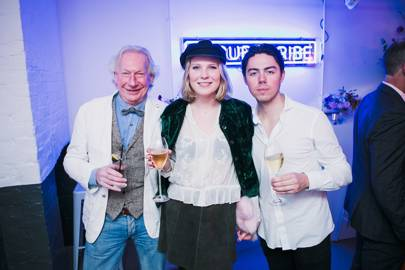 Gordon Atkinson, Sophie Daniel and Tom Gorstlights