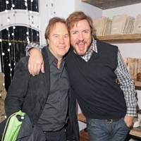 John Hitchcox and Simon Le Bon