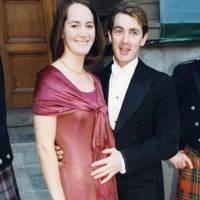 Amanda Vaux and Ronald Beggan