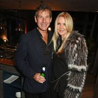 Hugh Morrisson and Amanda Wakeley