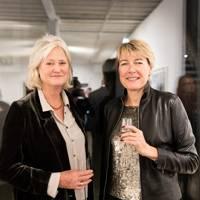 Garlinda Birkbeck and Clare Crawshay-Williams