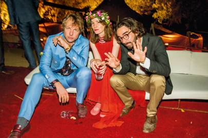 Mickey Madden, Colleen Clery and Gregory Wieber