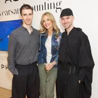 Levi Palmer, Kim Hersov and Matthew Harding