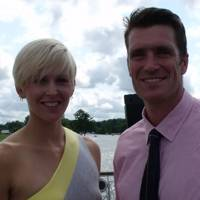 Greg Searle and Vicky Thornley