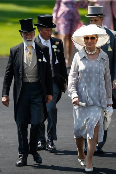 Prince Michael of Kent and Princess Michael of Kent