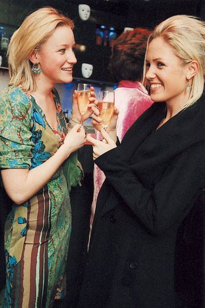 Milly Bowen and Sophie Thompson