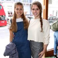 Irene Forte and Alessandra Balazs