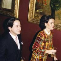 Rui Paes and Mariella Lindemann