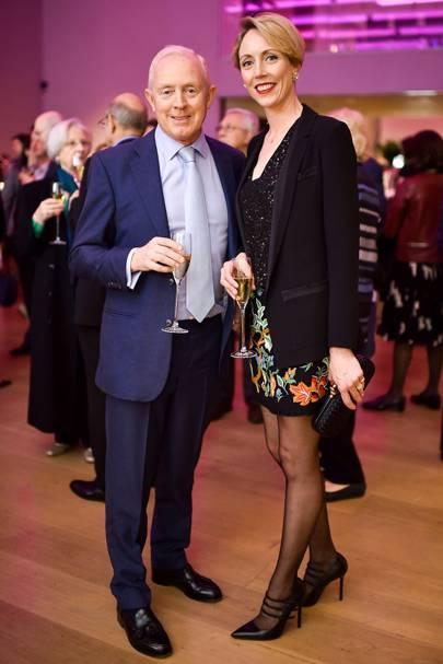 Simon Brewer and Rebecca Brewer