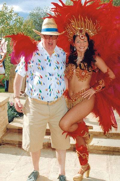 Maurice Rolson and Rosa Nazita Maylos