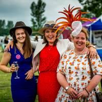 Hollie Ella, Sara Jones Richards and Jane Thorpe-Codman