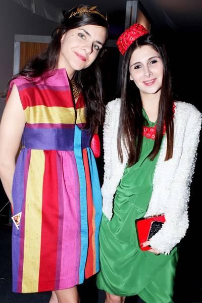 Giulia Sebregondi and Nazifa Movsoumova