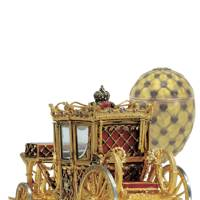 Imperial Coronation Easter Egg, House of Fabergé, 1897