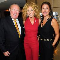 Andrew Neil, Kelly Hoppen and Susan Nilsson
