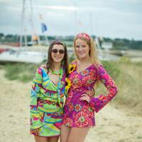 Minna Conybeare-Cross and Lottie Fowler
