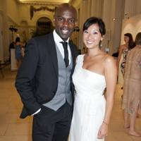 David Gyasi and Beatrix Ong