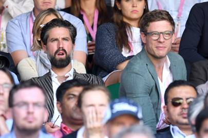 Jack Guinness and James Norton