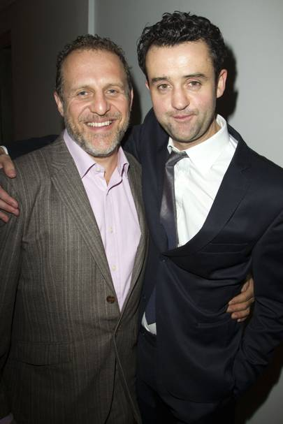 Nigel Lindsay and Daniel Mays