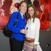 Emilie De Vitis and Natalia Bojanic