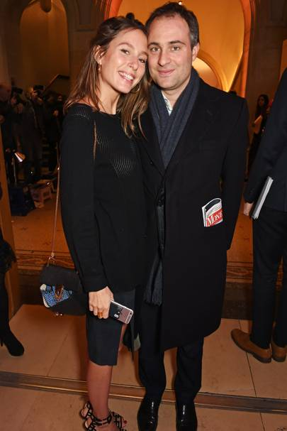 Jemima Goldsmith and Ben Goldsmith